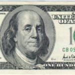 стодолларовая купюра